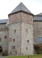 Lauterbach Frischborn Schloss Eisenbach Schloss 1 Turm 78492.png
