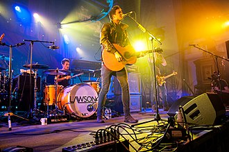 Lawson (band) - Image: Lawson by Andrew Randall Photography