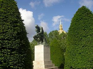 Musée Rodin - Image: Le Penseur
