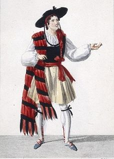 <i>Le portefaix</i> 1835 opera
