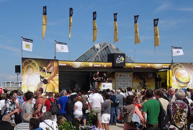 Le Touquet-Paris-Plage - Tour de France, étape 4, 8 juillet 2014, départ (A08).JPG