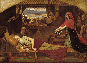 National Institution of Fine Arts - Image: Lear and Cordelia (1849 54)