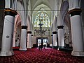 Lefkoşa Selimiye-Moschee (Sophienkathedrale) Innen Langhaus West 5.jpg