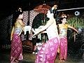 Legong Bali-Indonesia レゴンダンス インドネシアバリ島 P6107984.JPG