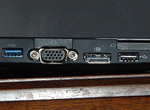 USB3.0 - порт синего цвета