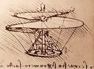 Design for Helicopter (Drawing)