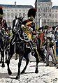 Les gendarmes d'élite devant les grilles des Tuileries, le 20 mars 1811.jpg