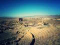 Les ruines de Timgad à Batna en Algérie.png