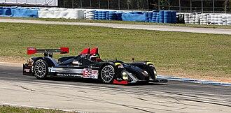 Le Mans Prototype Challenge - Image: Level 5 Motorsports LMPC Oreca FLM09