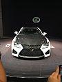 Lexus RC F Mondial de l'Automobile de Paris 2014.jpg