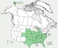 Liatris squarrosa US-dist-map.png