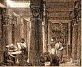 Library of Alexandria (sepia).jpg