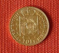 Liechtensteinin frangi – Wikipedia