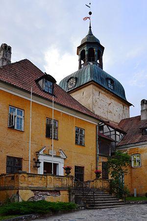 Lielstraupe Castle - Image: Lielstraupe Castle 04