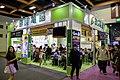Lien Cheng Computer booth, Taipei Game Show 20170122.jpg