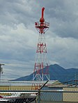 Light tower at Spanish Fork-Springville Airport, Jun 16.jpg