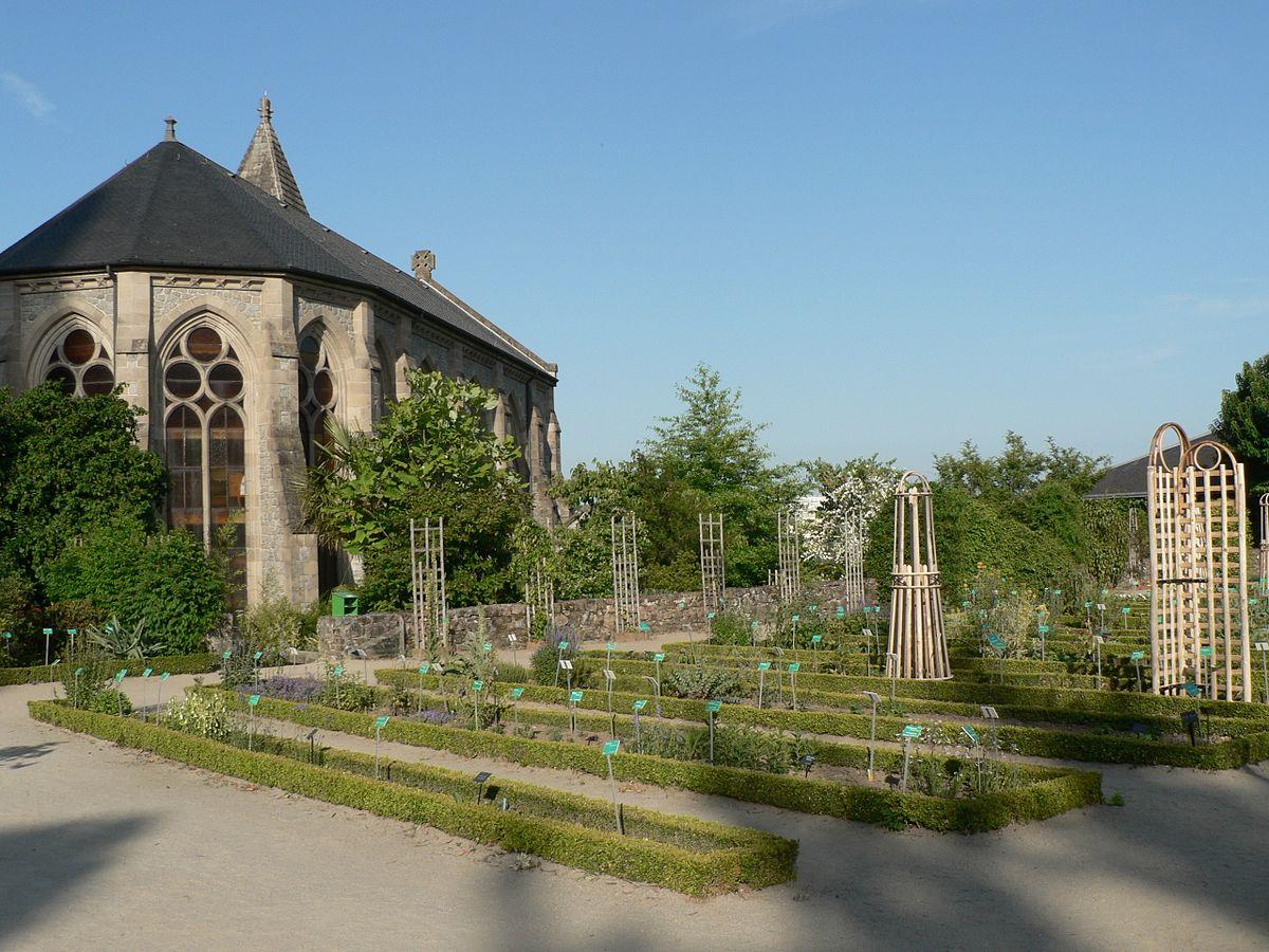 Liste de jardins botaniques en france wikip dia for Botanique jardin