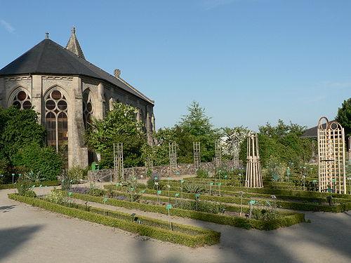 Liste des jardins botaniques en france wikip dia for Jardins remarquables ile de france