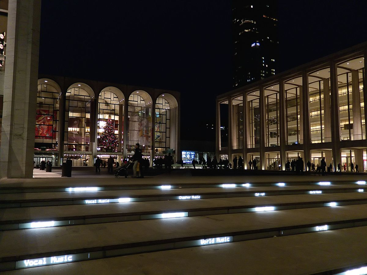 Lincoln Center Simple English Wikipedia The Free