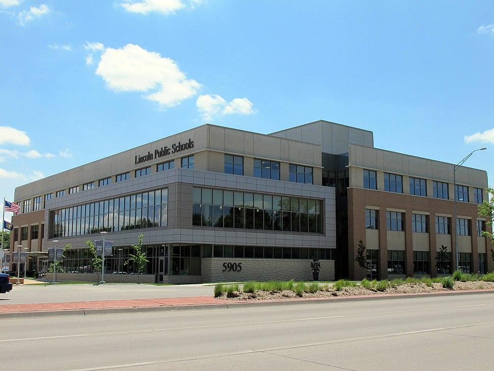 Lincoln Public School District Office (new), Lincoln, Nebraska, USA