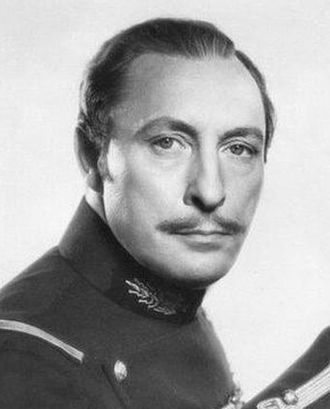 Lionel Atwill - Atwill in 1934