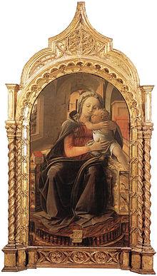 La Madonna di Tarquinia