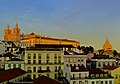 Lisbon seen from Alfama at the end of the day (16485639182).jpg