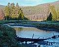 Little Colorado River, Rocky Mountain Sunrise 9-12 (14900234109).jpg