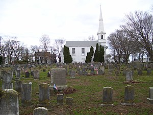 Little Compton, Rhode Island - Town Common