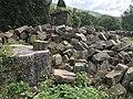 Llanthony Priory - stonework outside.jpg