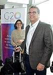 Llegada de Roberto Azevedo, director general de la Organización Mundial del Comercio (44285310890).jpg