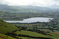 Lllangorse lake from llangorse mountain.jpg