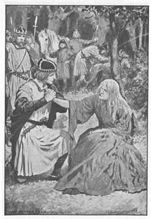 <i>The Wedding of Sir Gawain and Dame Ragnelle</i> 15th-century English poem