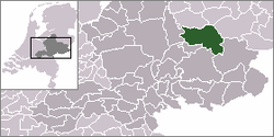Location of Lochem
