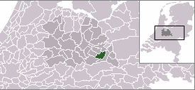 The former municipality of Leersum