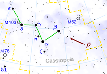 Description de l'image  Location of Rho Cassiopeiae.png.