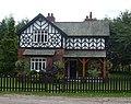 Lodge near Astle Park - geograph.org.uk - 1476881.jpg