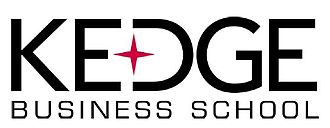 KEDGE Business School - Image: Logo kedge