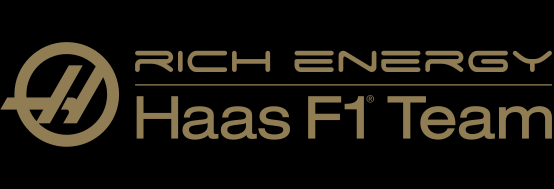 Logo Rich Energy Haas F1 Team