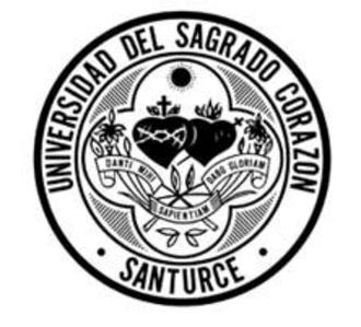 Universidad del Sagrado Corazón - Seal of the University of the Sacred Heart