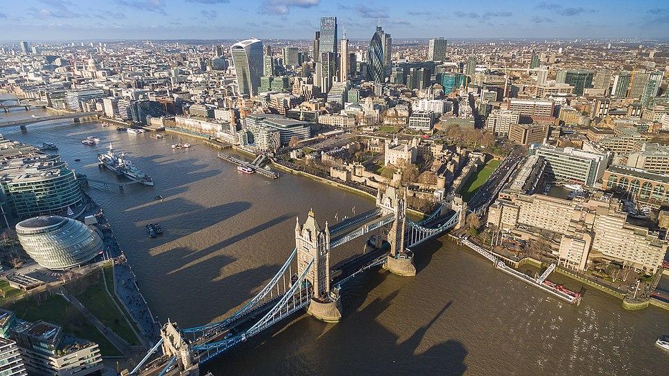 London Tower Bridge 22
