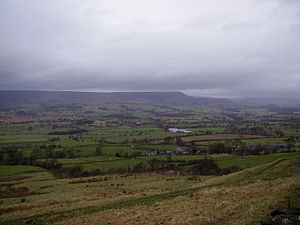 Longridge Fell - Image: Longridge Fell (Loud Valley)