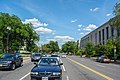 Looking E - 4th St SW and Independence Ave SE - Washington DC.jpg