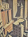Looking down on Downtown by C.R.W. Nevinson, 1920.jpg
