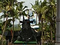 Lord Shiva statue at the entrance.jpg
