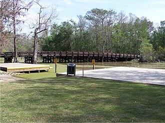 Hayes, Louisiana - Lorrain Park