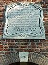 losdorp - kerk - gevelstenen 1775 en 1776