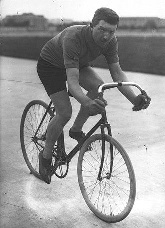 Louis Darragon - Louis Darragon in 1913