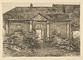 Louise Danse - L'abbaye de la Cambre - Graphic work - Royal Library of Belgium - S.III 8181.jpg