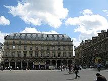 H Ef Bf Bdtel Restaurant Paris La Villette